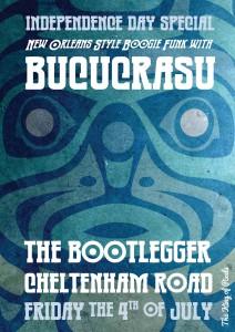 Bootlegger poster 1