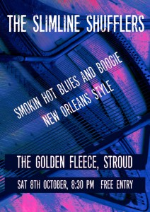 Shufflers Golden Fleece Oct 16a