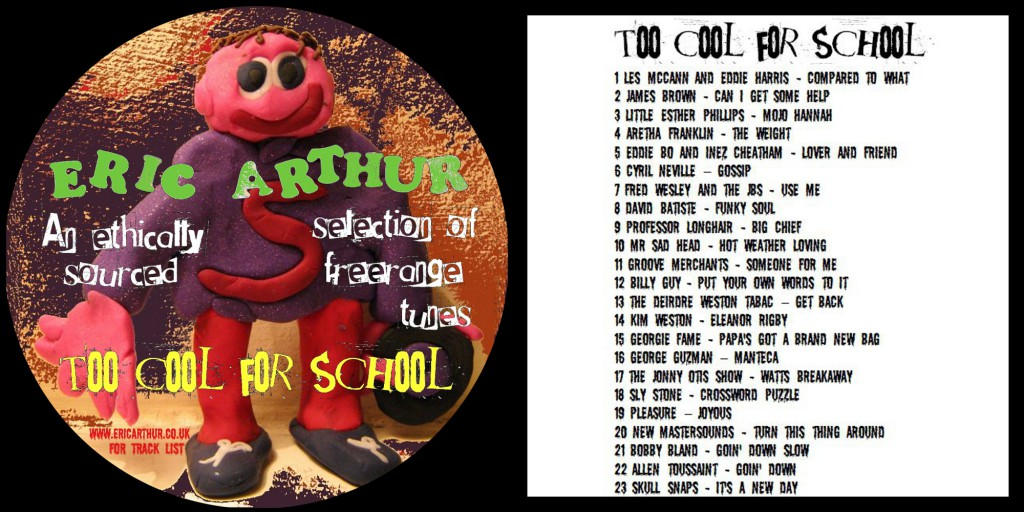 Too Cool for School Track List
